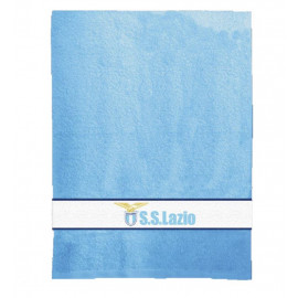 Telo bagno 100x150 cm. S.S. Lazio *00659 accessori ufficiali squadre calcio pelusciamo store