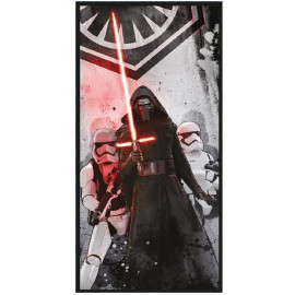 Telo mare star wars 70 x 140 cm accessori mare piscina *02187
