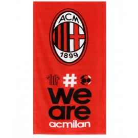 Telo Mare Milan 70X140 cm Ufficiale ACM Milan Calcio PS 09521