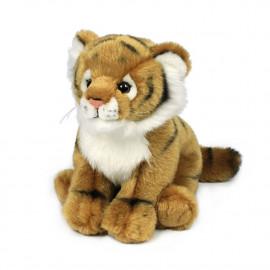 Peluche Tigre Brown 15 cm peluches WWF PS 07228 pelusciamo store