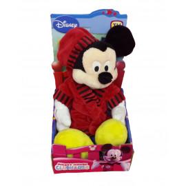 Peluche Disney Topolino in accappatoio Box 25 cm | Pelusciamo.com