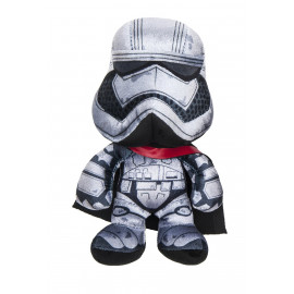 Peluche Star Wars Captain Phasma  17 cm. peluches guerre stellari *01838