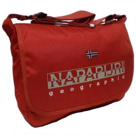 Tracolla Napapijri Harris Old Red 40x15x30 cm PS 07320 PELUSCIAMO STORE