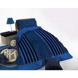 Trapunta 1 piazza F.C. Internazionale letto Singolo 170X260 made in Italy *01385 | pelusciamo store
