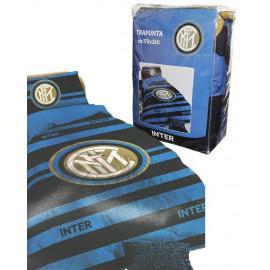 Trapunta 1 piazza Inter letto Singolo 170X260 *02826 ufficiale Internazionale F.C. pelusciamo store