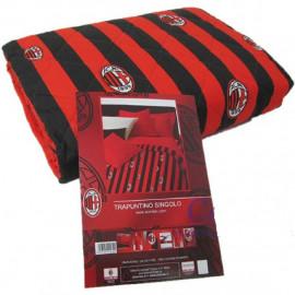 Trapuntino 1 Piazza Singola Milan Calcio Squadre Calcio PS 07766 Pelusciamo Store