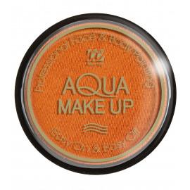 Trucco Viso ad Acqua , Make Up Colore Arancione  | pelusciamo.com