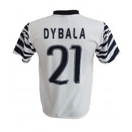 Maglia Uomo Dybala Calcio Juve PS 24619 Replica Ufficiale Juventus
