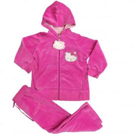 Tuta Donna Hello Kitty, Felpa con Cappuccio e Pantaloni lunghi | pelusciamo.com