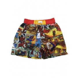 Costume da bagno bimbo boxer ufficiale Marvel uomo ragno *02306 | pelusciamo.com