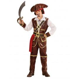 Costume carnevale Pirata dei caraibi travestimento Bambini 05239 pelusciamo store