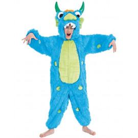 Costume Carnevale Mostro Lusso Travestimento Bambini PS 26058