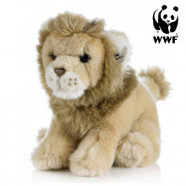 Peluche Leone Floppy 15 cm peluches WWF PS 07229