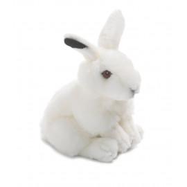 Peluche Coniglio Delle Nevi 19 cm peluches WWF PS 07217 pelusciamo store