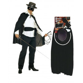 Set Accessori Costume Carnevale Bandito Mascherato Bimbo *20105