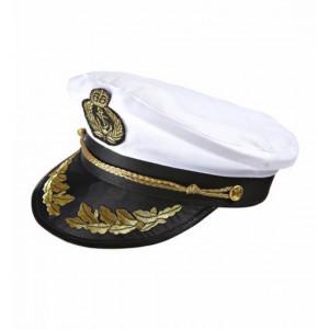 Cappello Capitano Marina Accessorio Carnevale PS 05135 Pelusciamo Store Marchirolo