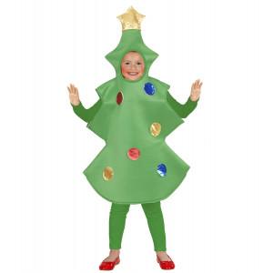 Costume Natalizio Per Bambini Travestimento Albero di Natale PS 25801 Pelusciamo Store Marchirolo