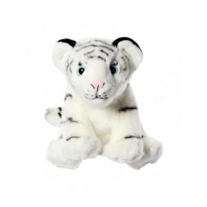 Peluche Wild Repubblic Tigre Bianca 25 cm.