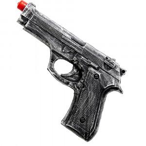 Pistola Giocattolo Realistica Accessori Costume Carnevale PS 26477 Pelusciamo Store Marchirolo