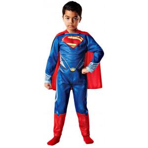 Costume Carnevale Bimbo Superman Dc Comics PS 26023 Pelusciamo Store Marchirolo