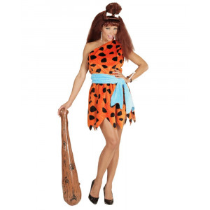 Costume Carnevale Donna Primitiva Eta' Della Pietra PS 26124 Pelusciamo Store Marchirolo