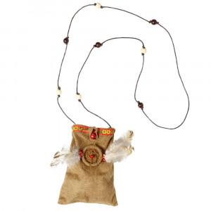 Tracolla Indiano Accessori Costume Carnevale Farwest PS 26484 Pelusciamo Store Marchirolo