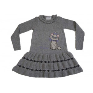 Miniabito vestito Bimba Disney Marie