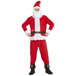 Vestito Da Babbo Natale Completo Costume Adulto PS 25806 Pelusciamo Store Marchirolo