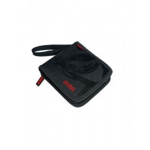 Porta CD 24 Posti chiusura zip accessori Diabolik *09154