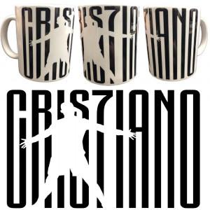 Tazza In Ceramica Cristiano Tazze Regalo PS 09370-29 Pelusciamo Store Marchirolo
