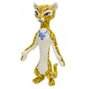 Peluches Madagascar 3 Chia il giaguaro 38 cm. *12609