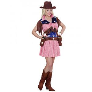 Costume Carnevale Donna Rodeo Girl  PS 26261 Pelusciamo Store Marchirolo