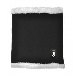 Scaldacollo Adulto  Juventus Con Pelliccia  Abbigliamento Juve    | Pelusciamo.com