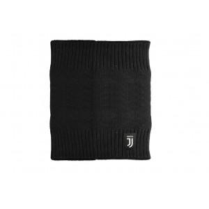 Scaldacollo Adulto Caldo Cotone Nero Juventus Abbigliamento Juve   | Pelusciamo.com