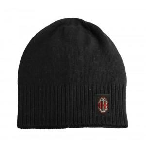 Cappello Cuffia Adulto Caldo Cotone Ac Milan | Pelusciamo.com