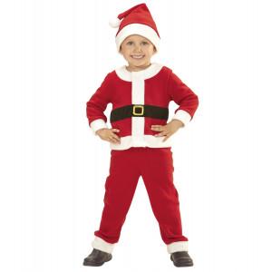 Vestito Da Babbo Natale Completo Costume Bambino PS 25811 Pelusciamo Store Marchirolo