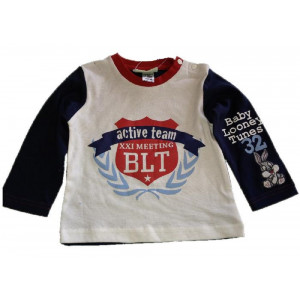 T-shirt manica lunga bambino Active team Looney Tunes *13810