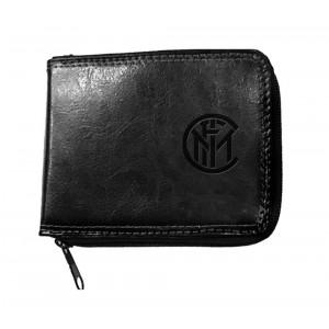 Portafoglio con Zip  Uomo Inter Ecopelle F.C. Internazionale | pelusciamo.com