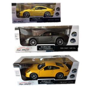 Modellini da collezzione auto Porsche carrera 911S in metallo PS 15224 modellismo