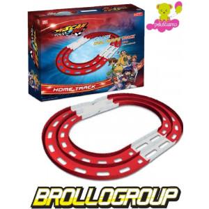 Gioco pista macchinine Scan go home track *15253 piste giocattoli per bambini pelusciamo.com