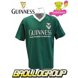 T-Shirt Irish Rugby Guinness Beer Maglietta Manica Corta *15663 pelusciamo.com