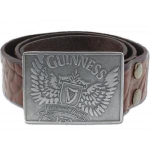 Abbigliamento Guinness Beer cintura pelle con fibbia Ali PS 18875