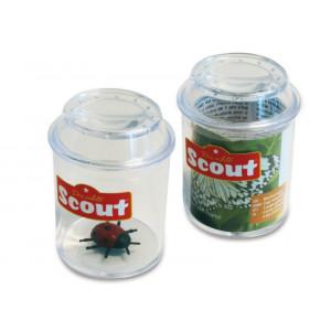 Linea Scout box con lente ingrandimento