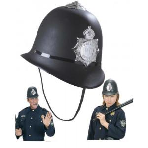 Cappello Da Poliziotto Inglese, Accessori Costume Di Carnevale  PS19990
