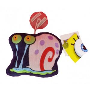 Peluche serie Spongebob - Gary con Ventose 24 cm   Pelusciamo.com