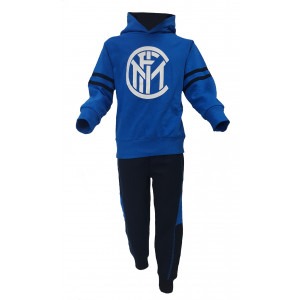 Tuta Bimbo Inter Calcio Abbigliamento FC Internazionale PS 27885 pelusciamo store Marchirolo