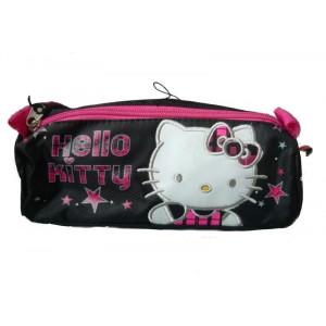 Astuccio tombolino Portatutto Hello Kitty Star *13234 asilo Scuola pelusciamo
