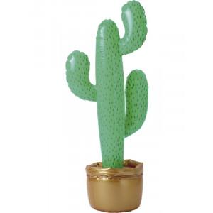 Accessori arredo per Feste e party Cactus Gonfiabile 100 cm. smiffys *08970