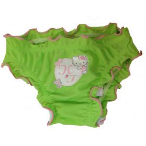 """Slip / Costume da Bagno Hello Kitty Baby """" Cameo"""" Prima Infanzia"""