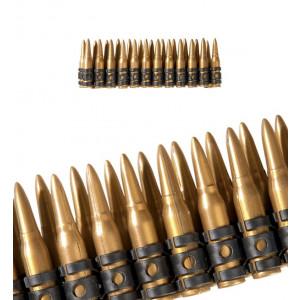Accessori costume Carnevale militare Cartucciera 24 munizioni Proiettili *19967 pelusciamo.com